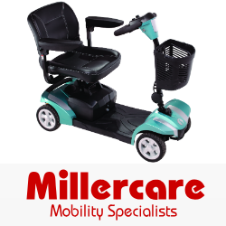 Millercare Mobility Scooters